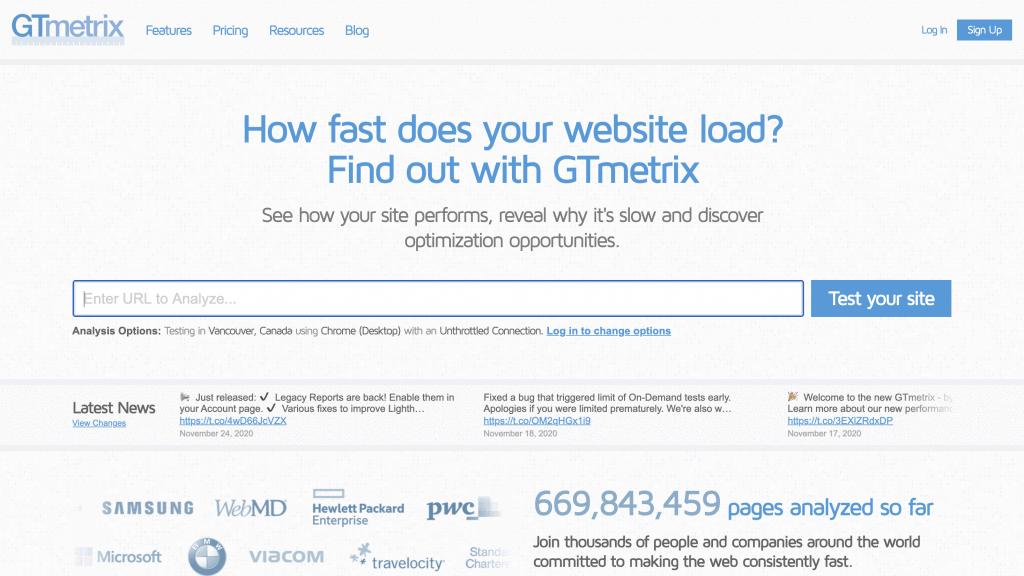 GTMetrix Marketing Strategies Tutorial