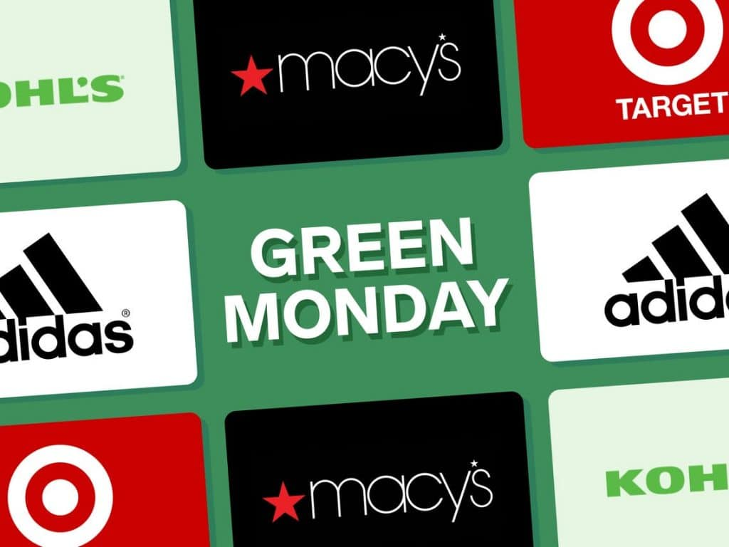 Green Monday Winter Holiday Marketing Calendar creative digital marketing agency nyc