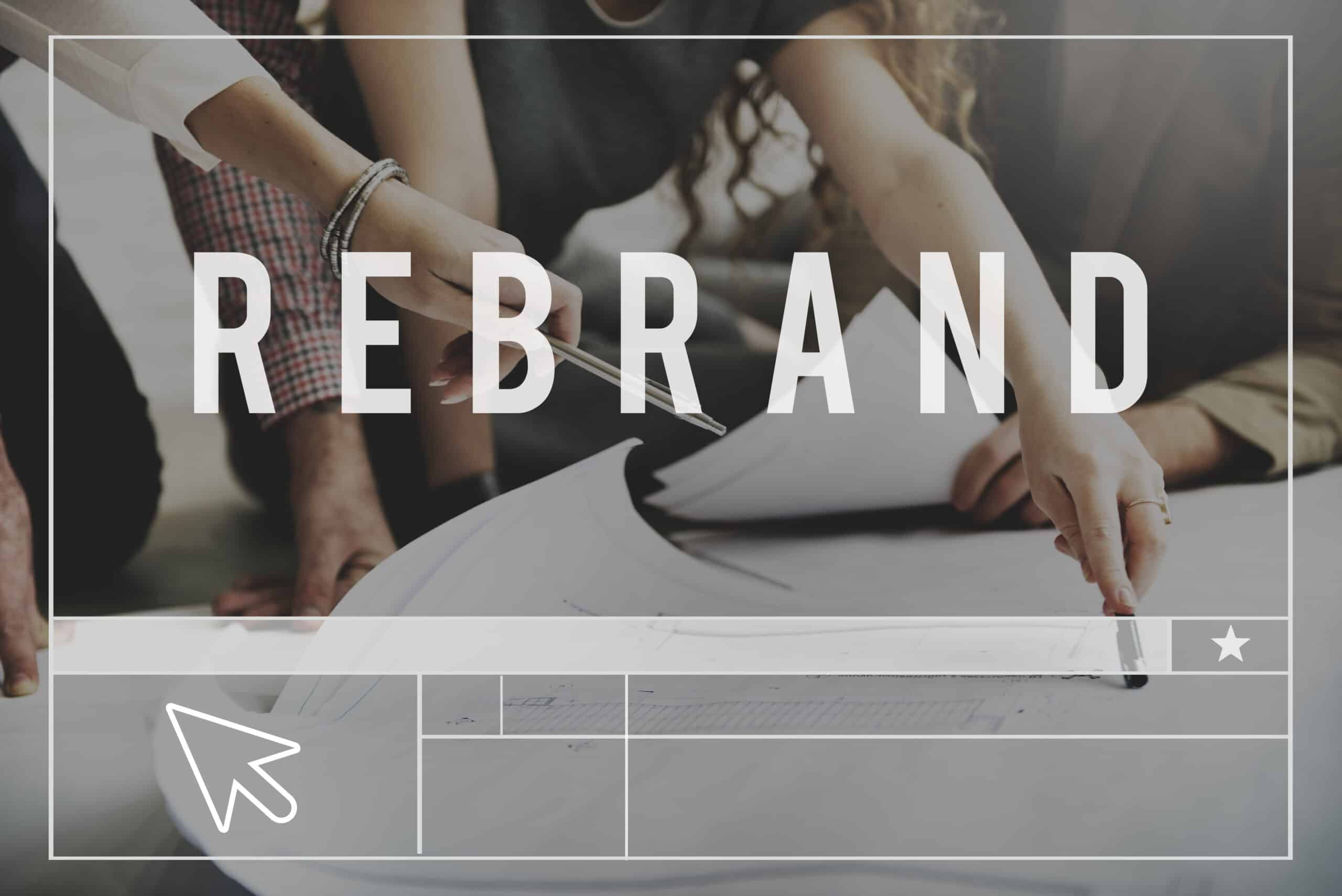 Rebranding your business to improve its marketability