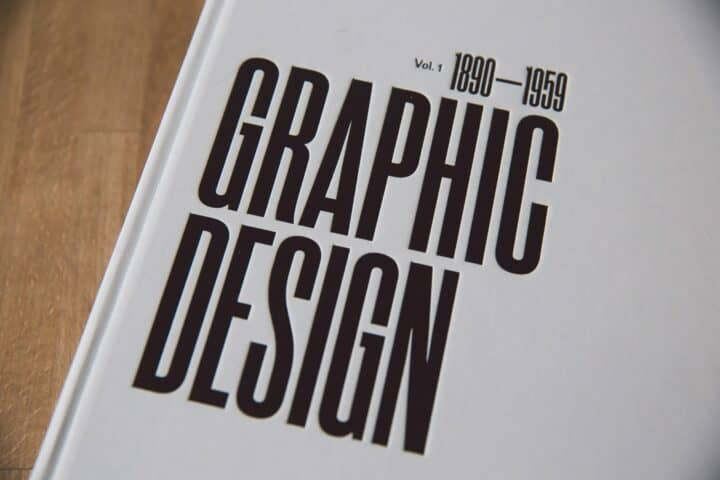 To display a graphic design guide to aid with graphic design tips.